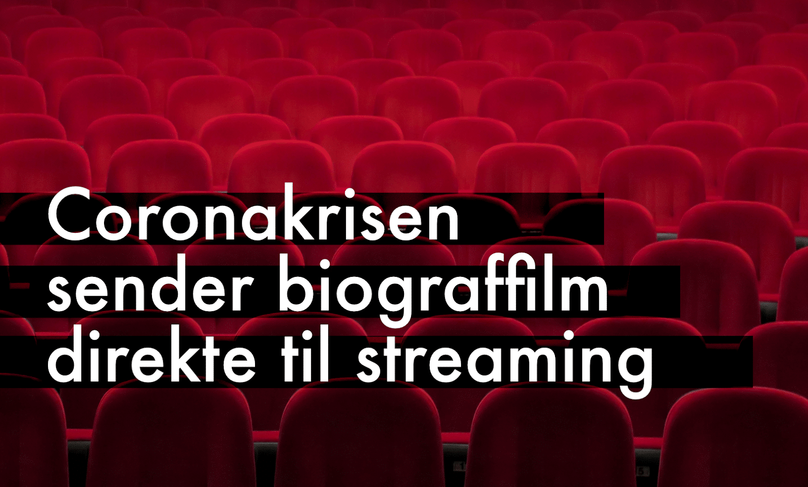 Biograffilm til streaming