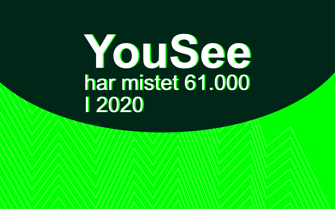YouSee Mister 61000 kunder